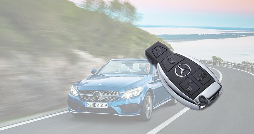 Κλειδιά Αυτοκινήτου Mercedes
