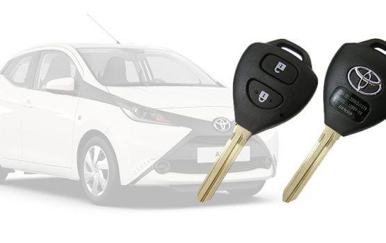 Κλειδιά Αυτοκινήτου TOYOTA