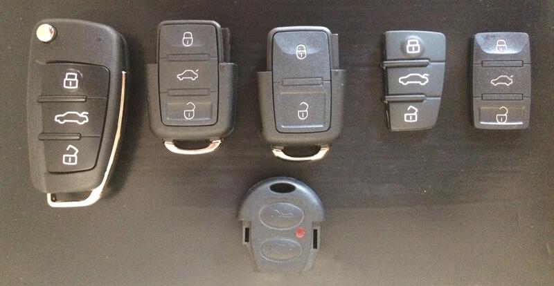 Κλειδιά Αυτοκινήτου Volkswagen