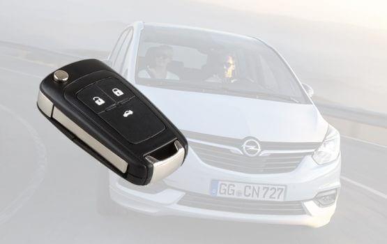 Κλειδιά Αυτοκινήτου Opel